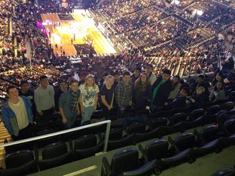 Peer Mentor Program Outing: Nets Game!