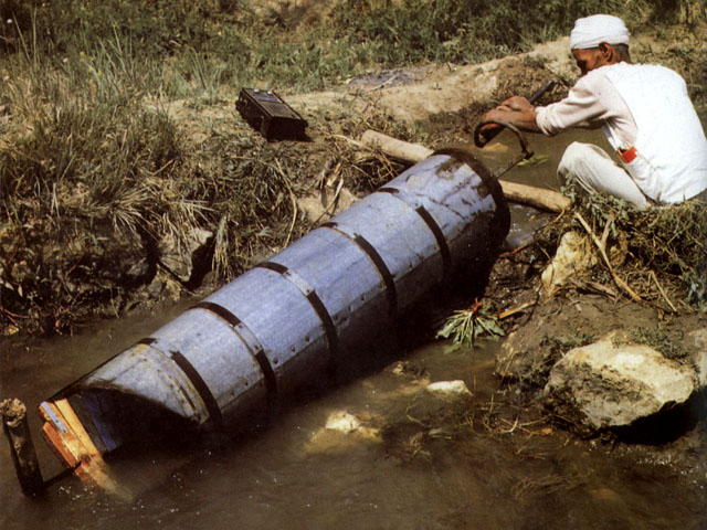 Archimedes' Screw (