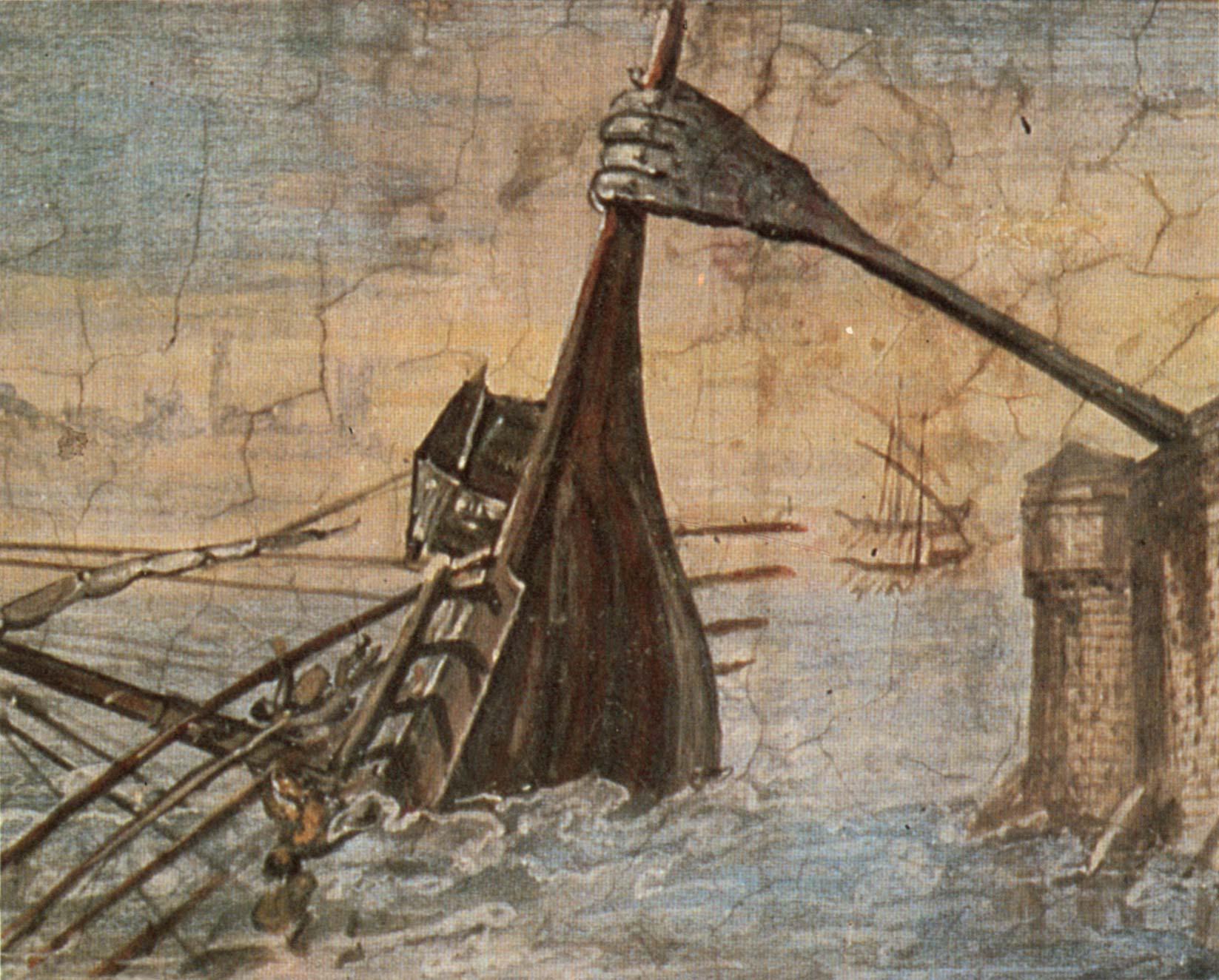 syracuse roman ship - photo#2